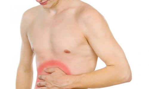 При использовании льняных семян для лечения поджелудочной железы может наблюдаться такая побочная реакция как боль в желудке
