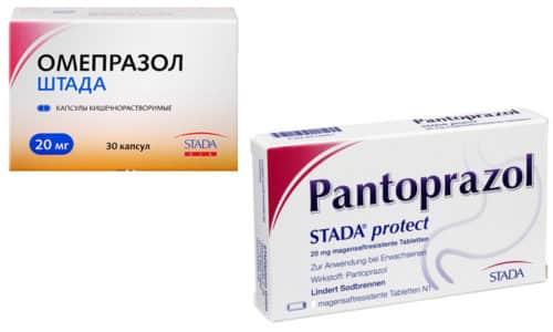 Болезни пищеварительной системы занимают лидирующее место среди других патологий, лечить их можно при помощи Пантопразола или Омепразола