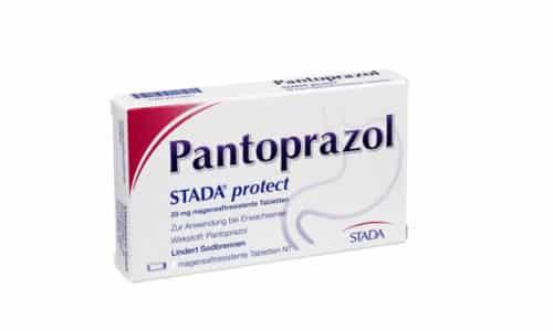 Терапевтический эффект наблюдается после первого приема Пантопразола и длится на протяжении 48 часов